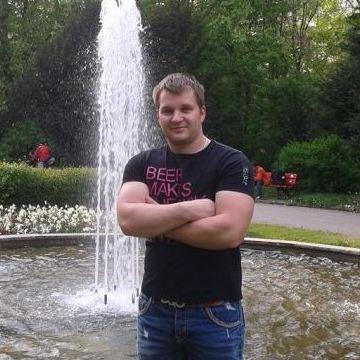 Donatas Steinart, 29, Plattling, Germany