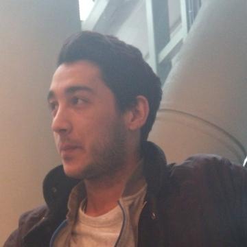 ibrahim, 23, Istanbul, Turkey