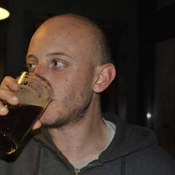 Gabriel Moricon, 28, Rome, Italy