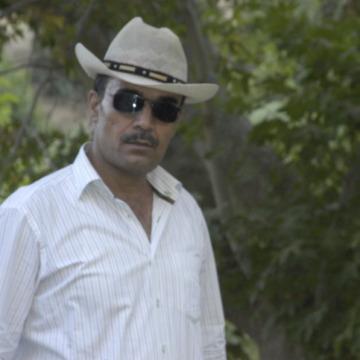 Haron Rojbeyani, 46, Duhok, Iraq