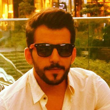 Emre Uysal, 27, Ankara, Turkey