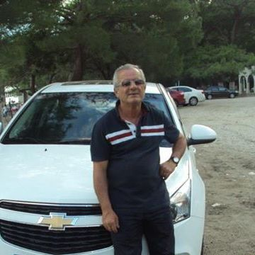İsmet Veli, 61, Bursa, Turkey