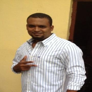 Miguel De la Rosa, 34, Santo Domingo, Dominican Republic