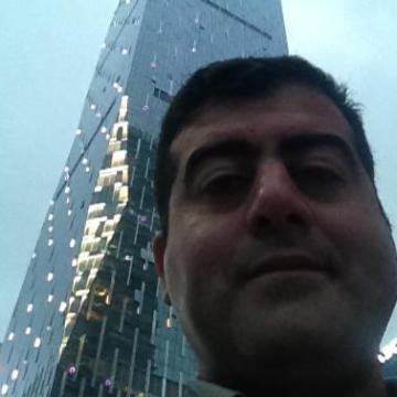 Alan Jalal, 37, Antalya, Turkey