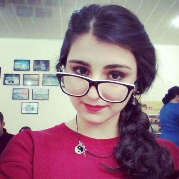 Elya, 21, Baku, Azerbaijan