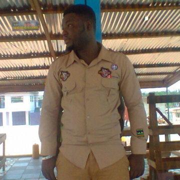 levis, 32, Accra, Ghana