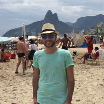 Giuseppe Macchiarelli, 31, Naples, Italy