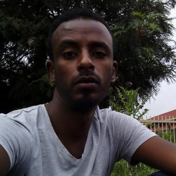 Tebibu Solomon , 26, Addis Abeba, Ethiopia