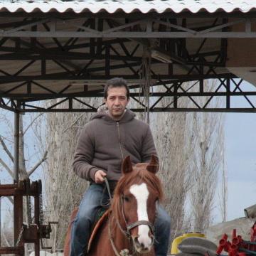 Mustafa Guler, 43, Izmir, Turkey