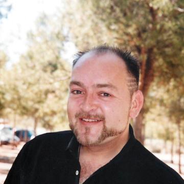Manuel Guerrero, 49, Alicante, Spain