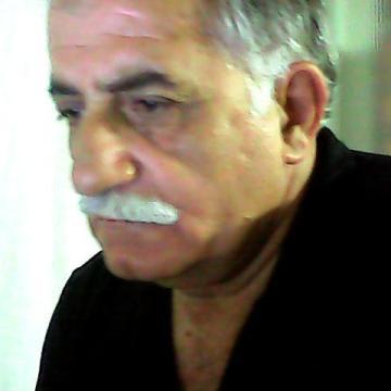 Dündar Dişbudak, 67, Craiova, Romania