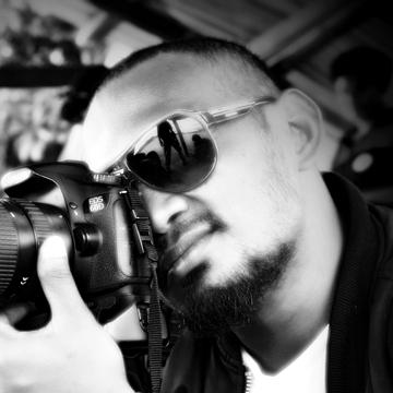 Fredy Alphaers, 31, Jayapura, Indonesia
