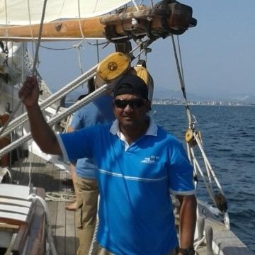 Ashok Mudhoo, 53, Vacoas, Mauritius