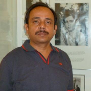 Jitender Gond, 48, Kolkata, India