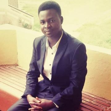 johnny, 28, Lagos, Nigeria