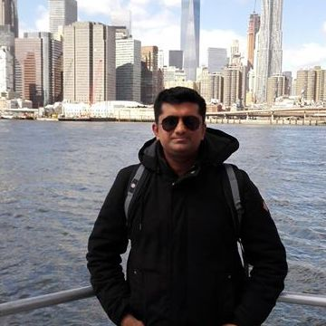 Aqil Sharif, 30, New York, United States