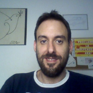 Oriol Sala Pardo, 35, Barcelona, Spain
