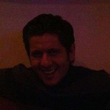 Mehmet Cil, 33, Gaziantep, Turkey