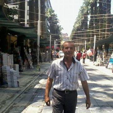 Muharrem Atik, 50, Izmir, Turkey