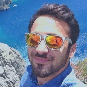 Arda Yıldırım, 32, Mugla, Turkey