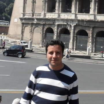 AHMED, 41, Cairo, Egypt