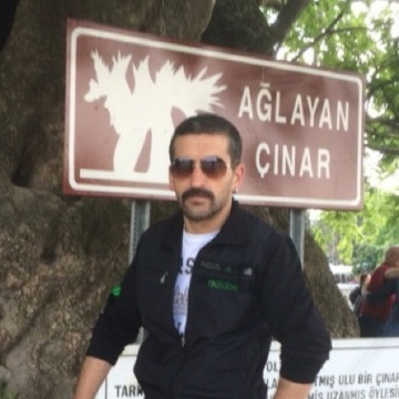 Habil Güler, 37, Bursa, Turkey