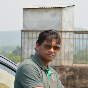 ASWIN BAA, 28, Jamnagar, India