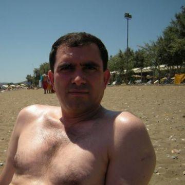 Ömer Faruk Ergenç, 43, Izmir, Turkey