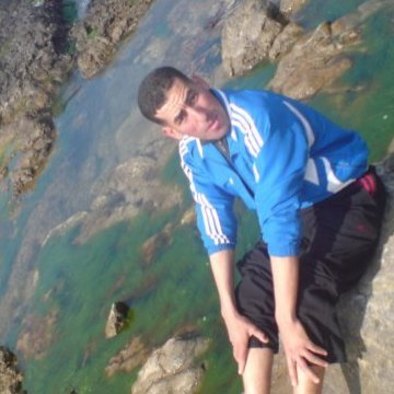 Moussadek Belamria, 41, Oran, Algeria
