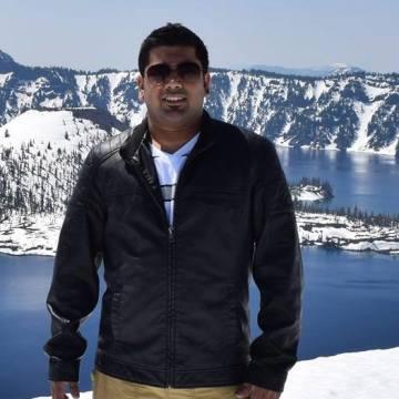 Vikas Saiprasad, 27, San Jose, United States