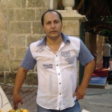 Yalçın Inat, 35, Antalya, Turkey