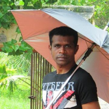 Levin Joseph, 31, Abu Dhabi, United Arab Emirates