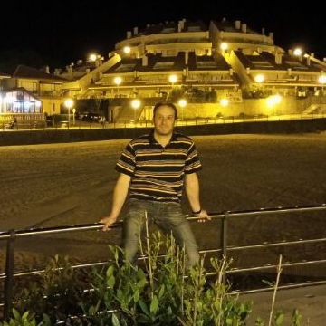ALBERTO, 41, Logrono, Spain