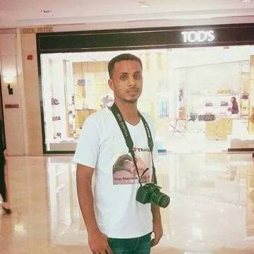 Mortada Alsaih, 30, Kuala Lumpur, Malaysia