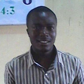 lionel moore, 22, Monroviya, Liberia