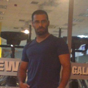 Cüneyt Polat, 38, Istanbul, Turkey