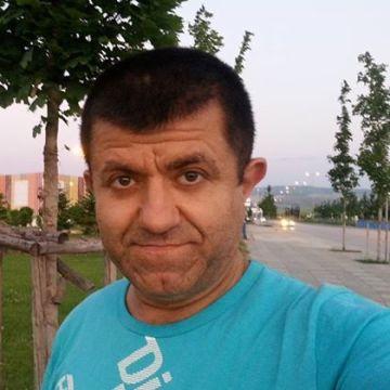 Aslan Ünal, 50, Ankara, Turkey