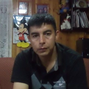 jorge patricio, 38, Puerto Montt, Chile