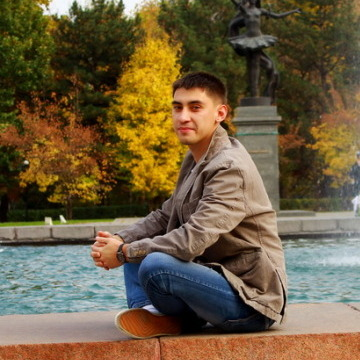 emil, 26, Bishkek, Kyrgyzstan