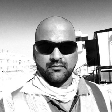 Naveed, 36, Dammam, Saudi Arabia