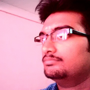 Veeramani Kandan, 27, Coimbatore, India