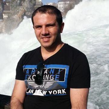 Salvatore, 42, Zurich, Switzerland