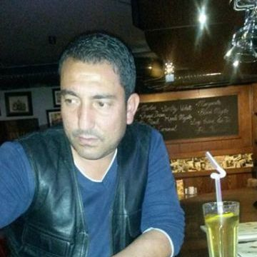 Hamdi Bilgiç, 37, Ankara, Turkey