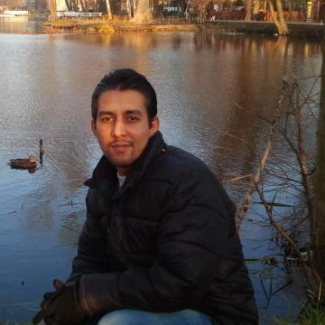 Atifuddin, 30, Warsaw, Poland