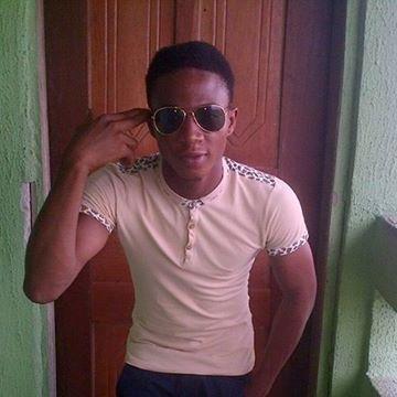 Duru Gerarld, 22, Lagos, Nigeria
