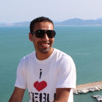 рами, 32, Tunis, Tunisia