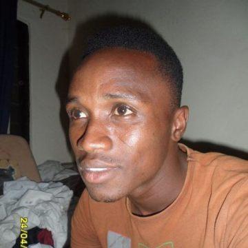 Abdul Ganiu, 25, Tamale, Ghana