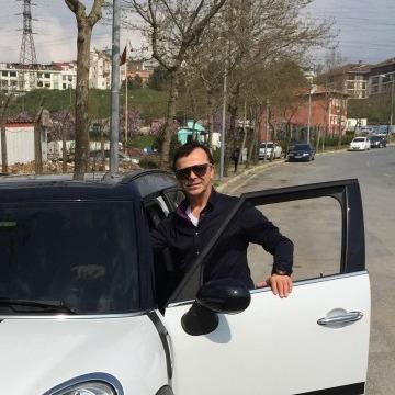 Nici, 43, Istanbul, Turkey