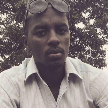 Frank Don, 22, Kigali, Rwanda