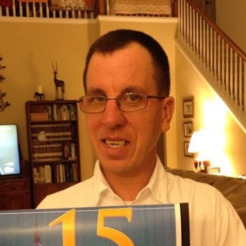 Mark Robinson, 41, Kissimmee, United States